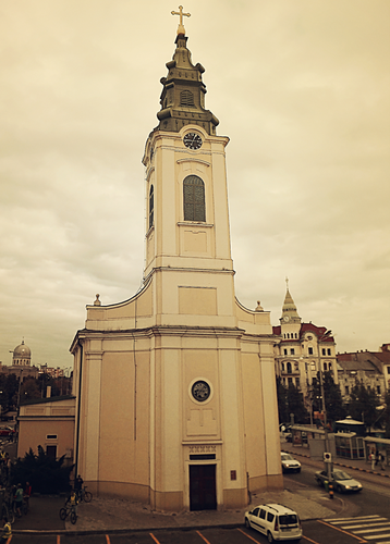 Biserica romano catolică Sf Ladislau