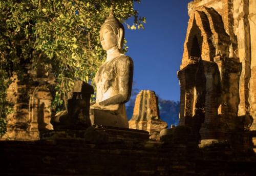 Ayutthaya, Provincia de Phra Nakhon Si Ayutthaya, Tailandia