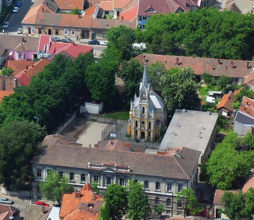 Biserica Sf. Ladislau
