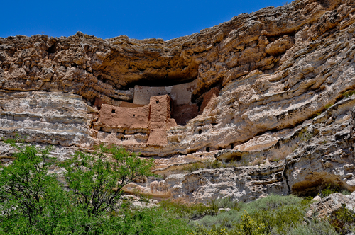 Montezuma Castle National Monument, Camp Verde, AZ