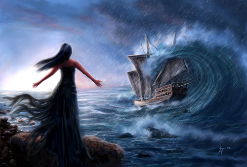 Odysseus Journey Home On Tripline