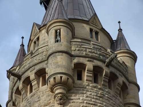 Pałac w Mosznej / Мошненский замок