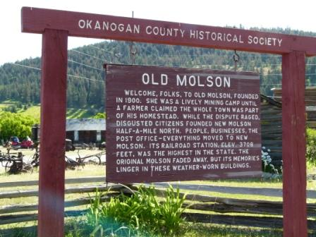 Molson Historical Site