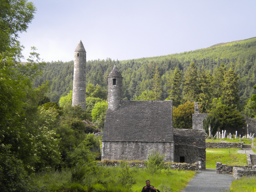 Glendalough and Wicklow Mountains National Park