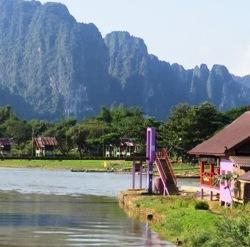 Bangkok or Singapore or Kuala Lumpur