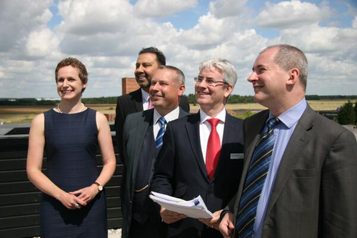Greater Cambridge Greater Peterborough Enterprise Partnership