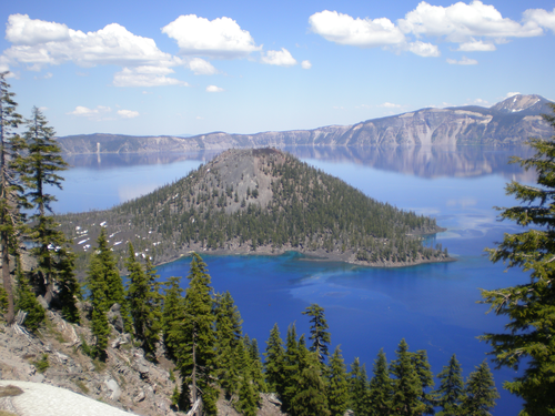 Crater Lake, Crescent Lake, OR