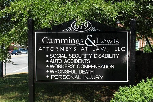 With Our 50 Years Of Combined Legal Experience We At Cummings Lewis LLC Provide A Wide Range Services From Personal Injury Law And Social