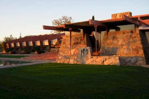 Taliesin West, Scottsdale, AZ