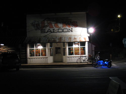 Three Fingered Jacks Saloon