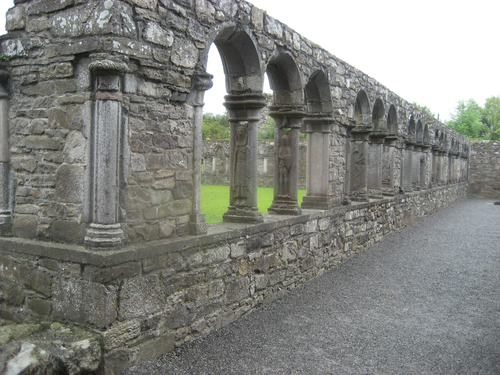 Jerpoint Abbey, Co. Kilkenny