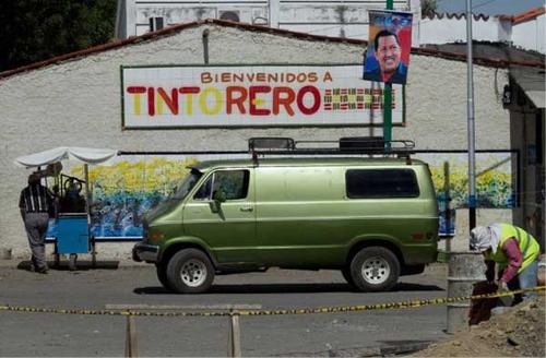 Tintorero, Venezuela