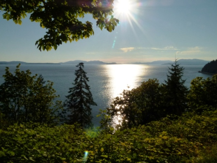 Chuckanut Drive and View Point
