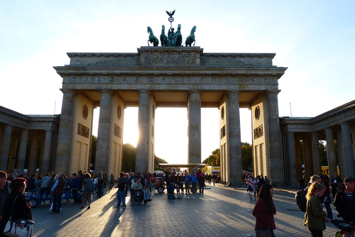 Berlin, Germany - Departure: 08/08