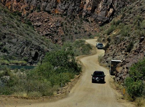 Apache Trail, AZ