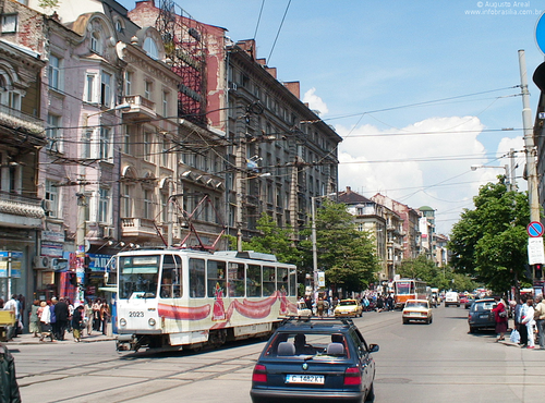 Sofia, Bulgaria - Arrival: 17/09, Departure: 23/09
