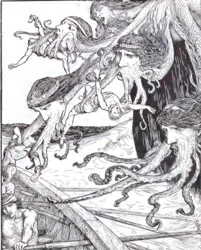 odysseus geschichte zusammenfassung