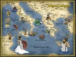Odysseus journey on Tripline