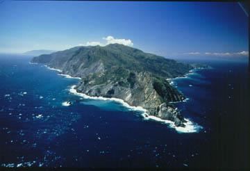 San Salvador (modern day Santa Catalina Island)