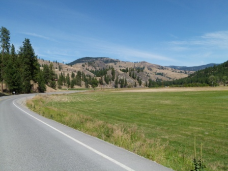 Hwy 21 to Carson Border Crossing