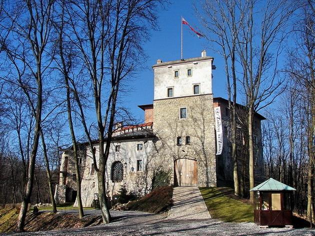 Korzkiew Castle /Кожкевский замок /Zamek w Korzkwi
