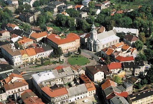 Вадовице, Польша