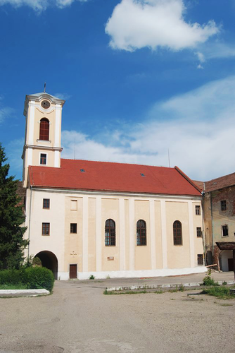 Biserica Romano-Catolică din Cetate