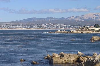 Bahia de los Pinos (modern day Monterrey Bay)