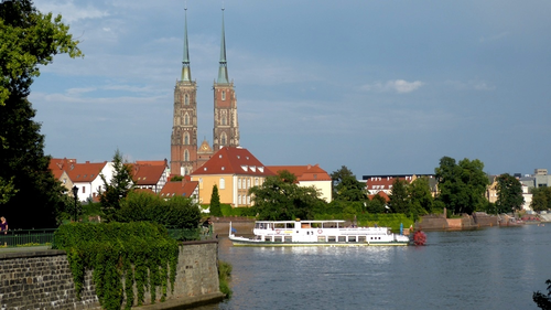 Wroclaw, Poland - Arrival: 08/08, Departure: 13/08