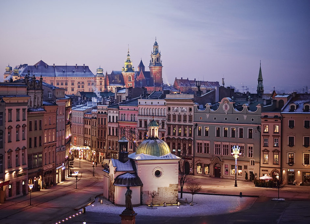 Краков, Польша
