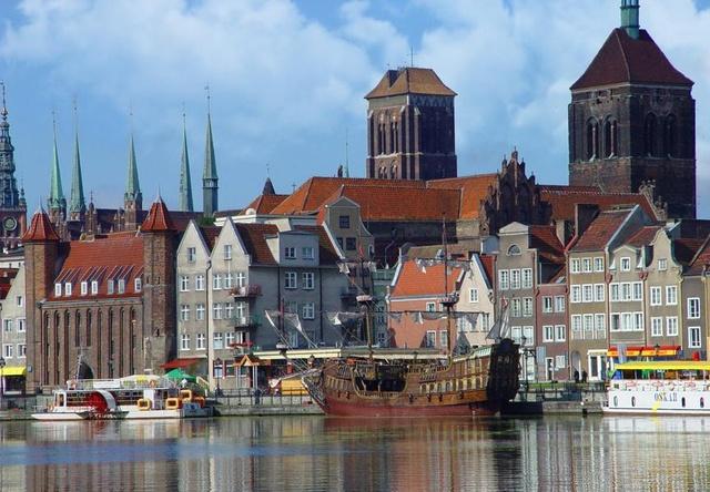 Гданьск (Gdańsk) и окрестности