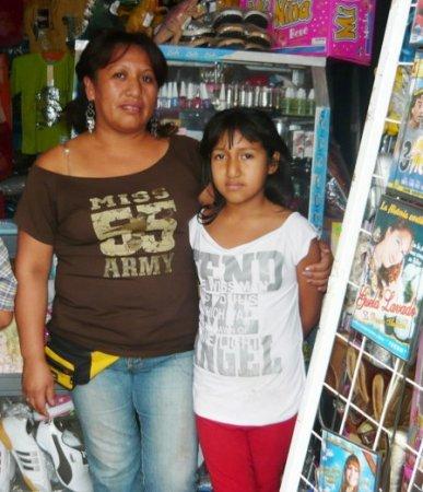 Peru Sure is Popular