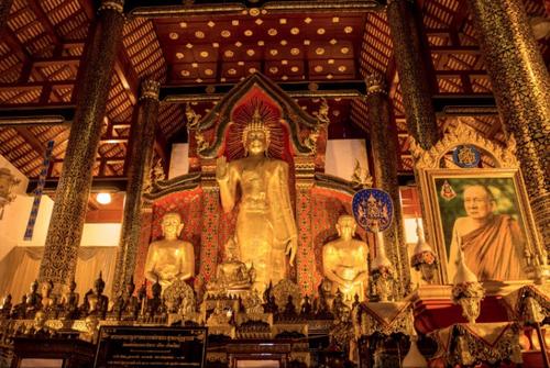 Chiang Mai, Provincia de Chiang Mai, Tailandia