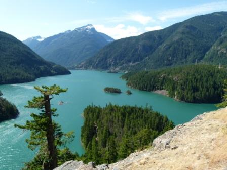 North Cascades Epic Scenery Viewpoint 1