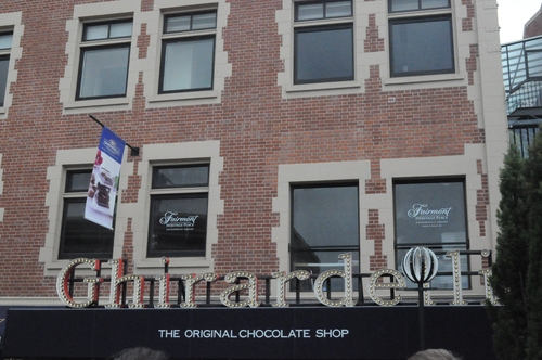 Ghirardelli Ice Cream & Original Chocolate Shop