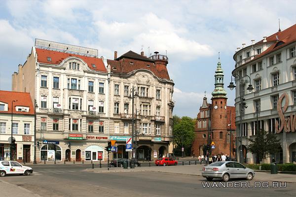 Быдгощ, Польша