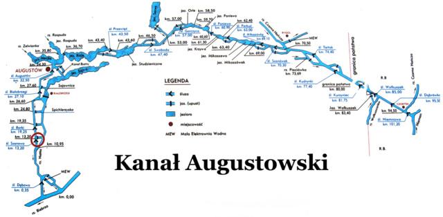 Августов, Польша