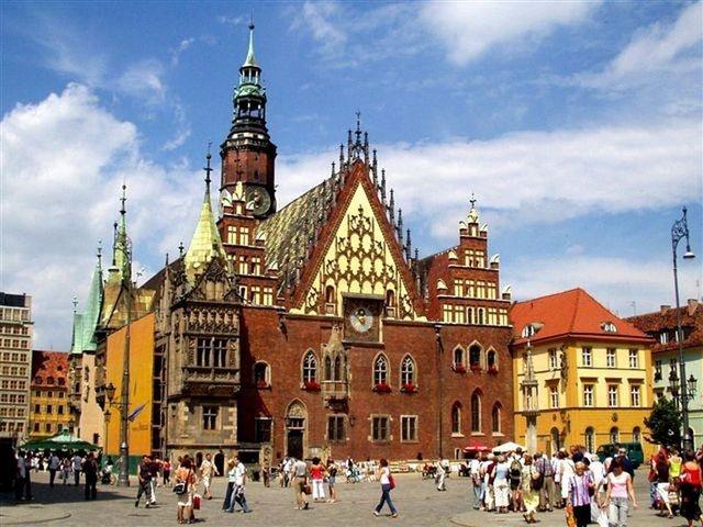 Врослав, Польша