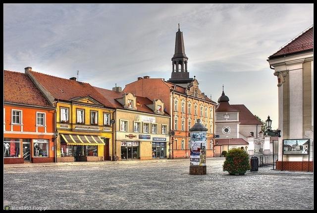 Яроцин, Польша
