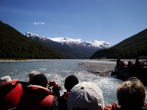 Dart River Safari