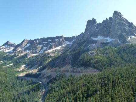North Cascades Epic Scenery Viewpoint 2