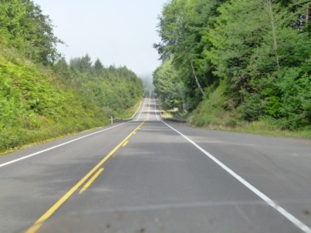 Hwy 101/ Ilwaco/ Cape Disappointment State Park