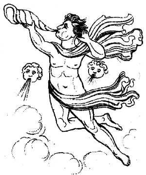 Aeolus Bag Of Wind aeolus the wind god Aeolus jpg