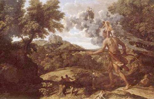 where does odysseus meet the blind prophet